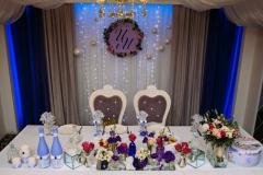 Наши работы на свадьбах. Фото  №1