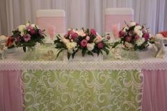 Наши работы на свадьбах. Фото  №4
