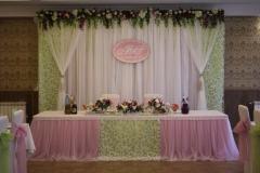 Наши работы на свадьбах. Фото  №5