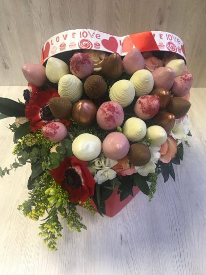 Композиция с фруктами №10