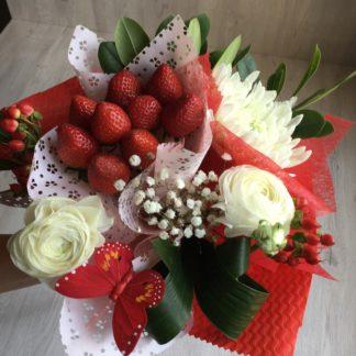 Букет с фруктами №3